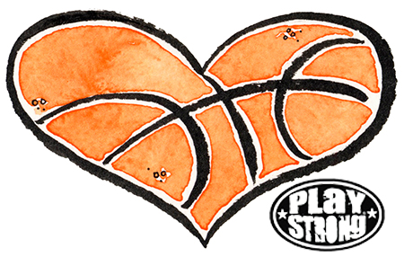 Valentines Day – Basketball Valentine Cards